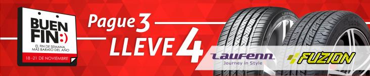Laufenn | Fuzion Pague 3 Lleve 4