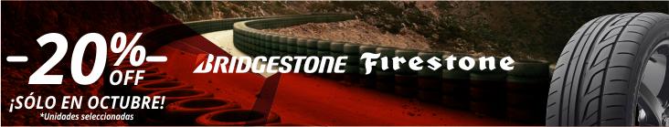 Bridgestone | Firestone Octubre
