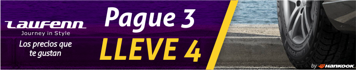 Laufenn Pague 3 Lleve 4