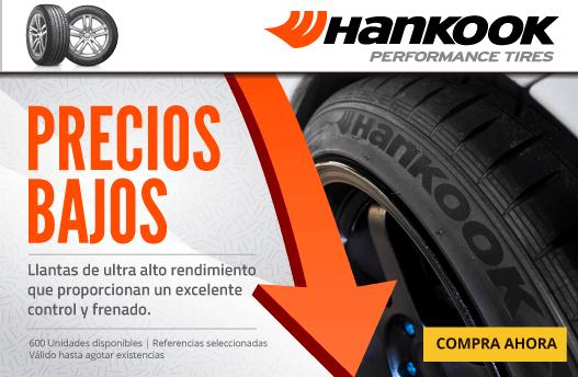 Llantas Hankook | llantas baratas | llantas para coche | coches | las mejores llantas | llantas deportivas | llantas de alto rendimiento