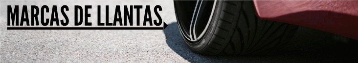 Marca de Llantas | Michelin | Firestone | Pirelli | Bridgestone | Hankook | |goodyear | General Tire | BF Goodrich | Maxxis | Nitto |