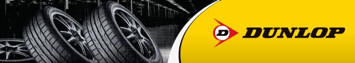 Llantas Dunlop para carro / Automóvil
