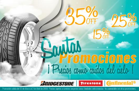 Santas promociones Bridgestone Firestone Continental   llantas baratas   llantas para coche   coches   las mejores llantas   llantas deportivas   llantas de alto rendimiento